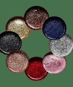 Glitters Foil Gel