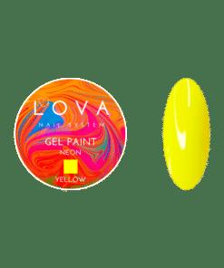 Paint NEON YELLOW